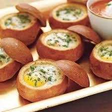 cuisine oeufs oeufs en brioche recettes de cuisine française