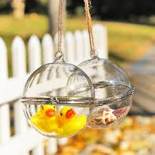 free shipping diy paintable clear ornament decoration