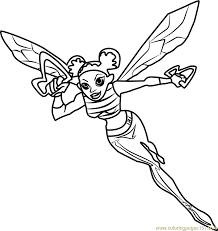 bumblebee coloring free teen titans coloring pages