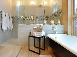 modern wall sconces bathroom traditional with wall mounted tub