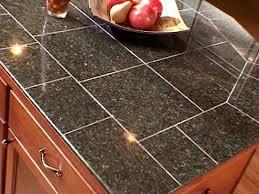 Tile For Kitchen Floor by Best 25 Granite Tile Countertops Ideas On Pinterest Grey