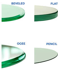 glass top for table round clear colored round glass table tops round glass dining