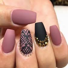 58 best i love nail designs images on pinterest coffin nails