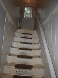 Stairs In House by Tackling The Ugliest Stairs In History