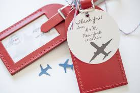 luggage tags wedding favors vendor inspiration 6921