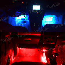 Neon Lights In Cars Interior Decorative Uv Lights Wanker For