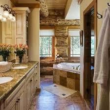 cabin bathroom ideas bathroom best small rustic bathrooms ideas on cabin modern