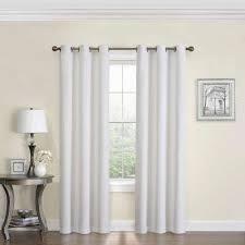 Grommet Blackout Drapes Blackout Curtains U0026 Drapes Window Treatments The Home Depot