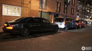 maybach bentley maybach 62 s zeppelin 16 january 2017 autogespot