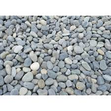 Large Pebbles For Garden Beach by Large Landscape Rocks Hardscapes The Home Depot