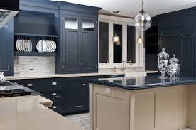 blue kitchen cabinets toronto toronto slate blue kitchen traditional with white window
