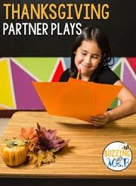 buzzing with ms b reader s theater scripts thanksgiving partner