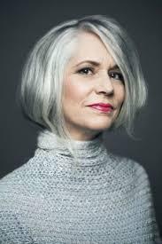 coupe cheveux gris gris 40 coiffures qui ne font pas mamie