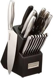 best kitchen knives 100 15 best knife block set 100 reviews 2018 professional quality