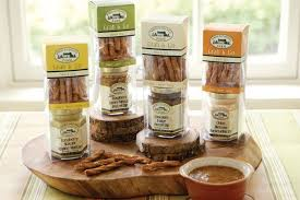 honey mustard pretzel dip robert rothschild pretzels dip gift set