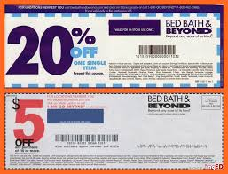 bed bath beyond 20 off printable 5 dollar off coupon bed bath and beyond couriers