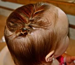 baby girl hair simply 15 hairstyles for your busy toddler