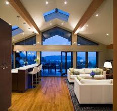 endearing kitchen lighting ideas for vaulted ceilings and lighting