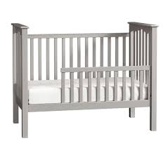 Cribs Convert To Toddler Bed Kendall Toddler Bed Conversion Kit Pottery Barn