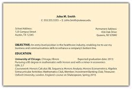 Resume Writing Tips Objective how to write objective in resume inspiration whites house assignment