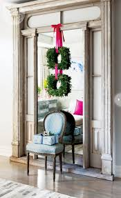 Tory Burch Home Decor A Pink Christmas Home Tour To Cue The Holidays Sarah Baynes