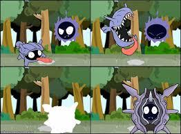Pokemon Evolution Meme - how do shellder evolve pokemon memes