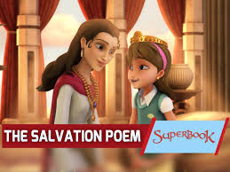 the salvation poem esther youtube