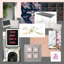 My Room Design A Room Of My Own My Study Renovation Revealed U2014 The Pink House
