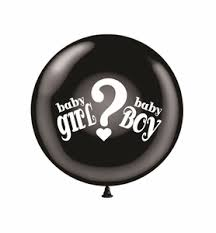 gender reveal balloons gender reveal balloons 36 gender reveal balloons it s a boy or girl