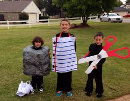 Rock Paper Scissors Halloween Costume Perfect Pandemonium