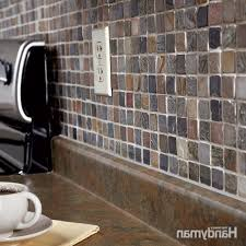 Kitchen Backsplash Mosaic Tile Backsplash Tile Home Depot Home Design Ideas