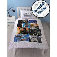 star wars rogue one battle single duvet cover set bedding