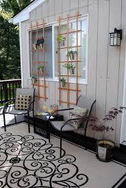 Small Trellis Planter 8 Space Saving Vertical Herb Garden Ideas For Small Yards U0026 Balconies