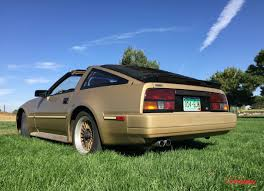nissan godzilla 2015 1986 nissan 300zx turbo father of godzilla first impression