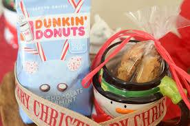 Dunkin Donuts Pumpkin Muffin Weight Watchers Points by Peppermint Mocha Biscotti U0026 Dunkin U0027 Donuts Coffee Gift Idea