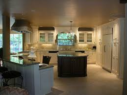 medallion cabinets for a craftsman kitchen with a range and fall