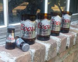 coors light gift ideas coors light glasses etsy