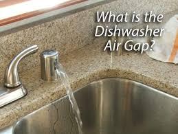 What Is A Dishwasher Air Gap Appliance Repair Specialists - Kitchen sink air gap