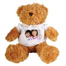 engraved teddy bears personalized teddy photo teddy teddy photo gift