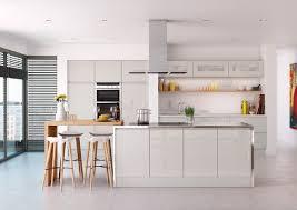 white gloss kitchen doors cheap high gloss acrylic cabinet doors in a white modern