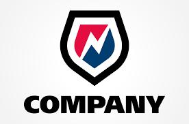 n letter logo vector u2013 free vector logo maker create your own logo