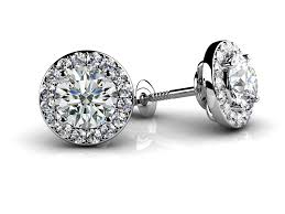designer stud earrings buy diamond stud earrings diamond studs