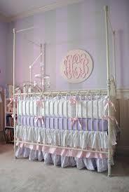 Lilac Damask Crib Bedding Pink Damask Crib Bedding