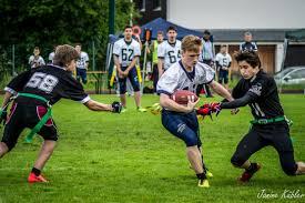 Cheerleader Flags U15 Flag Verliert Heimturnier Burghausen Crusaders