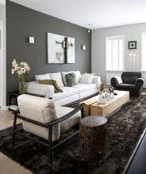 farbideen fr wohnzimmer farbideen fürs wohnzimmer akzentwand grau weisses sofa holz