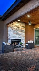 Outdoor Fireplace Canada - beautiful gas outdoor fireplace suzannawinter com