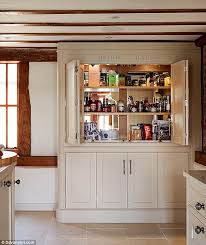 marks and spencer kitchen furniture smarten up your kitchen storage with a fancy pantry daily mail