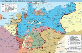 map of deutschland germany historical maps of germany