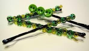 handmade hair handmade hair pins a city of sparkles