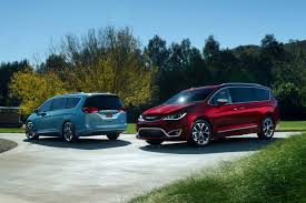 all new 2017 chrysler pacifica named north american utility